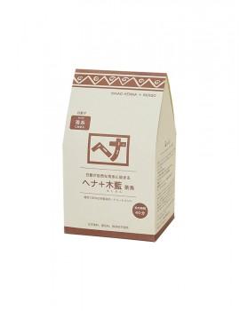 ナイアード ヘナ+木藍(茶系)徳用 400g