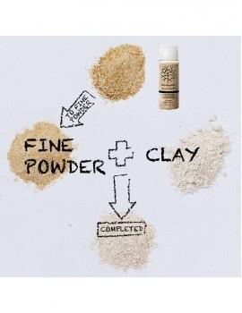 みんなでみらいを 米ぬか酵素洗顔クレンジング+CLAY詰替