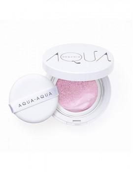 AQUA AQUA オーガニッククッションコンパクト カラーベースリフィルピンク
