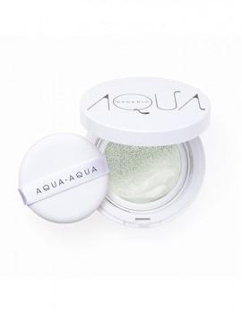AQUA AQUA オーガニッククッションコンパクト カラーベースリフィルグリーン