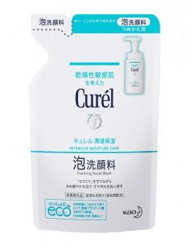 キュレル 潤浸保湿泡洗顔料つめかえ用