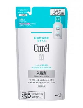 【OPEN特別セール】キュレル 潤浸保湿つめかえ用入浴剤