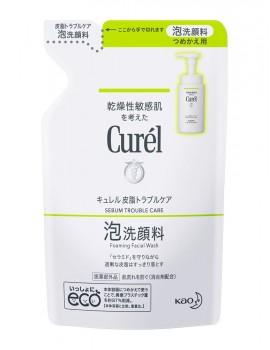 キュレル 皮脂トラブルケア泡洗顔料つめかえ用