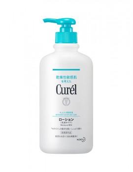 【OPEN特別セール】キュレル 潤浸保湿ローション乳液タイプ(顔・からだ用)