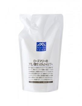 松山油脂 ローズマリーのアミノ酸せっけんシャンプー詰替用 ※おひとり様3個まで
