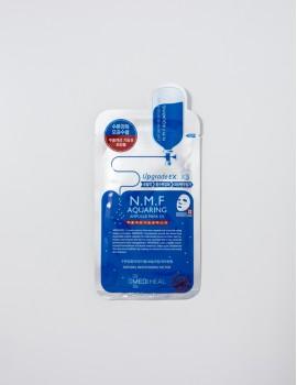 MEDIHEAL(メディヒール) N.M.F AQUARING AMPOULE MASK EX.  N.M.F アクアリング APマスク EX