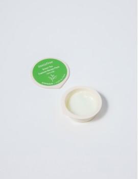 イニスフリー Capsule Recipe Pack Green Tea  カプセル レシピパック グリーンティー スリーピングパックタイプ(乾燥&保湿)