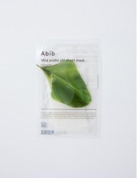 【OPEN特別セール】ABIB(アビブ) マイルドアシディックph シートマスク ハートリーフフィット